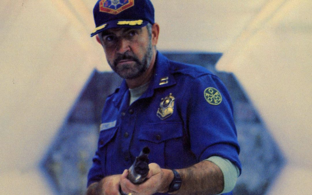 Épisode 91 — Sean Connery (The Offence, Outland, The Hunt for Red October)